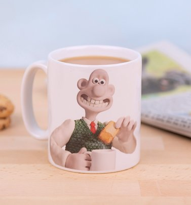 Wallace And Gromit Cup Of Tea Mug