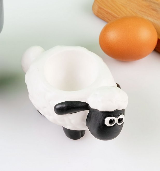 Wallace and Gromit Shaun The Sheep Egg Cup