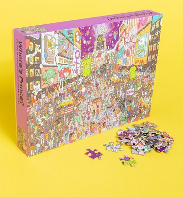 Where's Prince? 500 Piece Jigsaw Puzzle