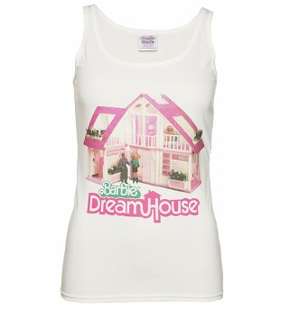 Women's Barbie Dream House Vest