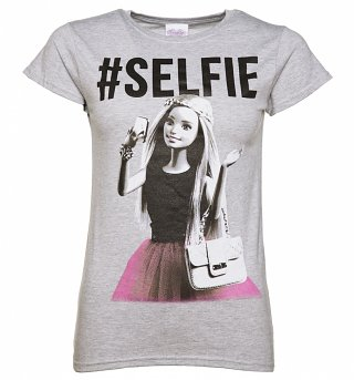 Women's Barbie Selfie T-Shirt