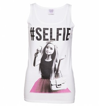 Women's Barbie Selfie Vest