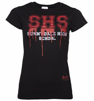 Women's Buffy Sunnydale High School T-Shirt