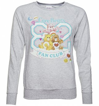 Women's Care Bears Fan Club 82 Sweater