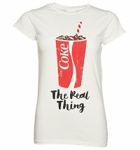 Women's Coca-Cola The Real Thing T-Shirt