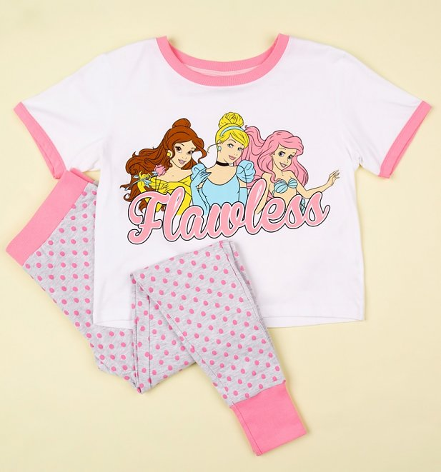 Disney Princess Flawless Pyjama Set