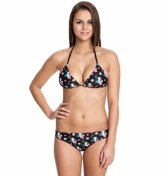 Women's Disney Thumper And Flowers Bikini
