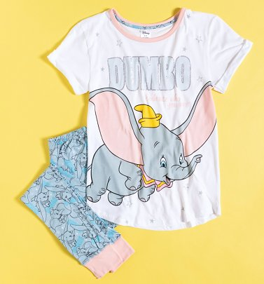 Women's Dumbo Embrace Who You Are Disney Pyjamas