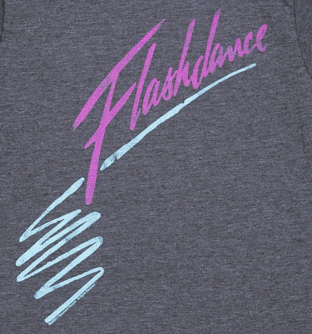 Women's Flashdance Logo T-Shirt