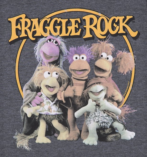 Women's Fraggle Rock Classic Gang T-Shirt