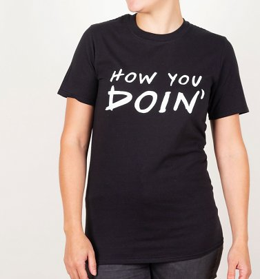 Women's Friends How You Doin T-Shirt
