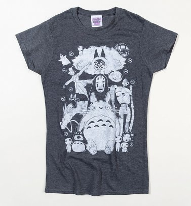 Women's Ghibli Gang T-Shirt