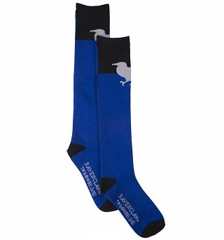 Women's Harry Potter Ravenclaw Knee High Socks