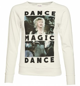 Women's Jareth Dance Magic Dance Labyrinth Sweater