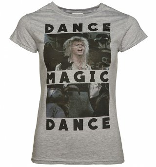 Women's Jareth Dance Magic Dance Labyrinth T-Shirt
