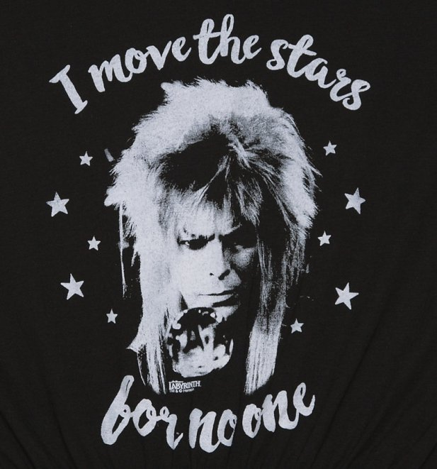 Women's Jareth I Move The Stars For No One Flowy V-Neck Dress