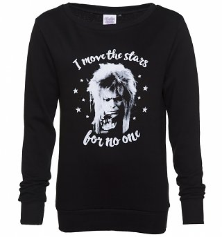 Women's Jareth I Move The Stars For No One Sweater