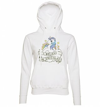 Women's My Little Pony I Believe In Unicorns Hoodie