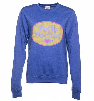 Women's Polly Pocket Logo Sweater