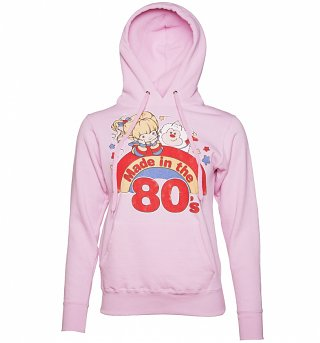 Women's Rainbow Brite Made in the 80's Hoodie