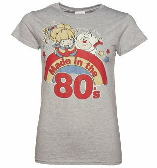 Women's Rainbow Brite Made in the 80's T-Shirt