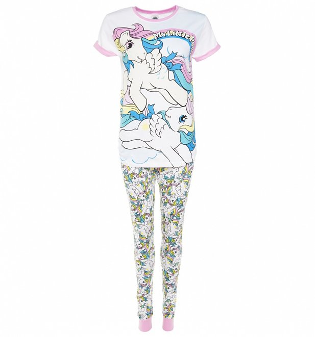 Women's Retro My Little Pony Pyjamas