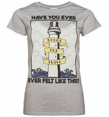Women's Round The Twist Lighthouse T-Shirt