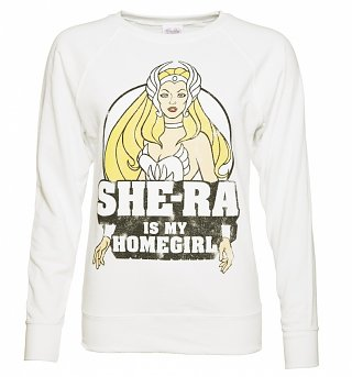 Women's She-Ra Is My Homegirl Jumper
