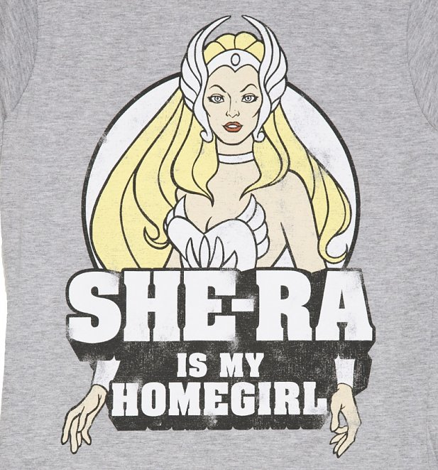 Women's She-Ra Is My Homegirl T-Shirt