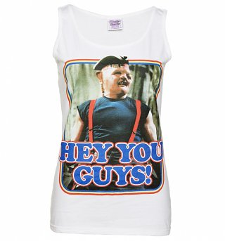 Women's Sloth Hey You Guys The Goonies Vest