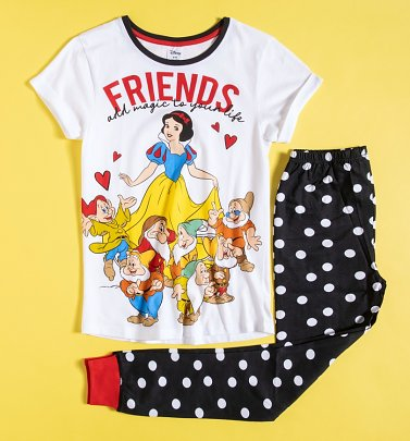 Women's Snow White Friends Disney Pyjamas