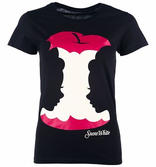 Women's Snow White Silhouette T-Shirt