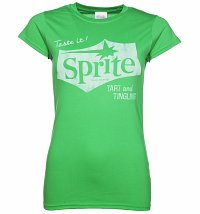 Women's Sprite Retro Logo T-Shirt