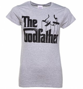 Women's The Godfather Logo T-Shirt
