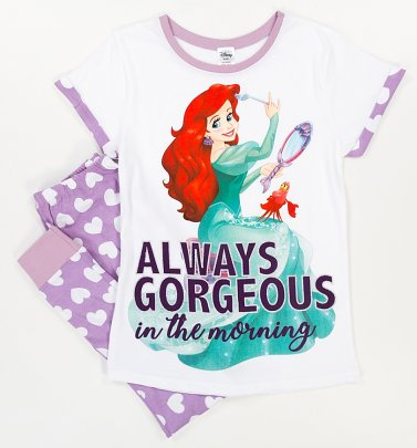 Women's The Little Mermaid Gorgeous In The Morning Pyjamas