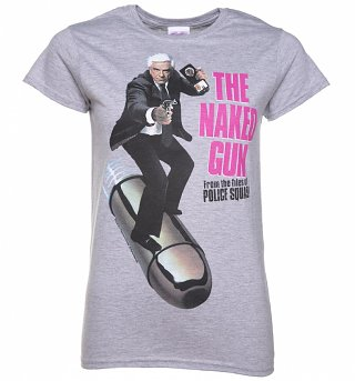 Women's The Naked Gun Movie Poster T-Shirt