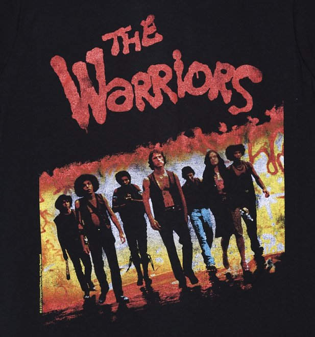 Women's The Warriors Movie Poster T-Shirt