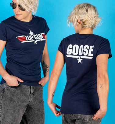 Top Gun - Goose Damen T-Shirt