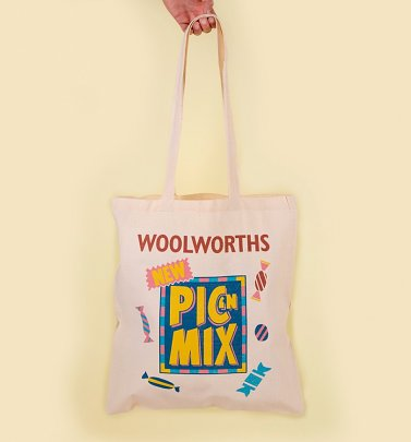 Woolworths Pic N Mix Tote Bag