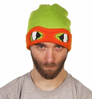 Teenage Mutant Ninja Turtles Michelangelo Beanie Hat