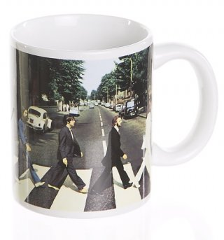 The Beatles Abbey Road Boxed Mug