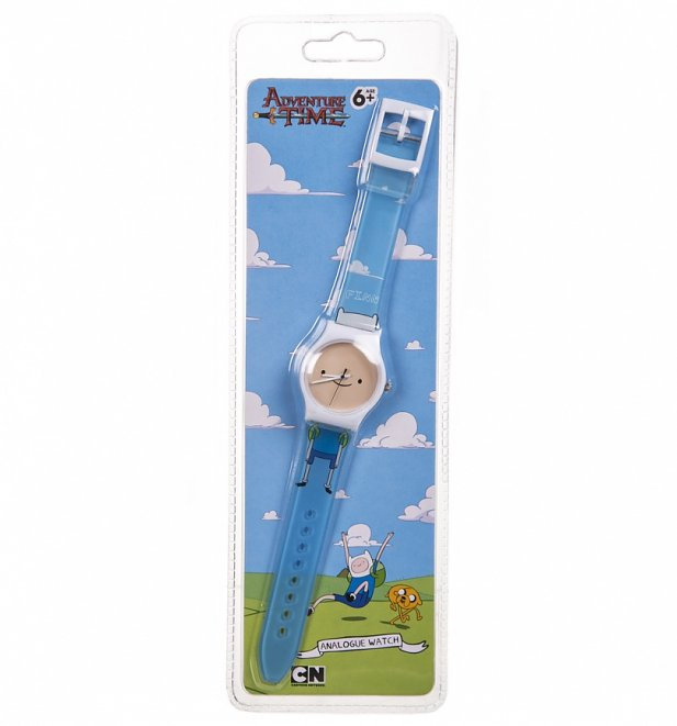 Adventure Time Finn Analogue Watch