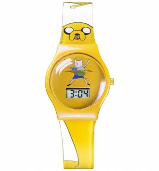 Adventure Time Jake LCD Watch