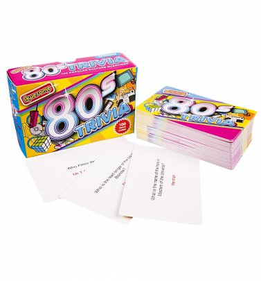 Awesome 80s Trivia Cards