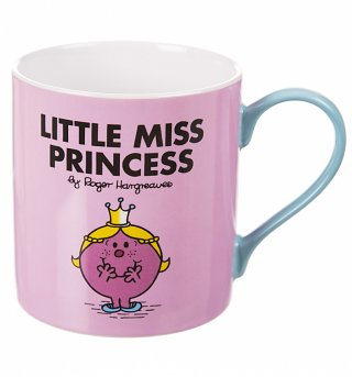 Boxed Little Miss Princess Mug