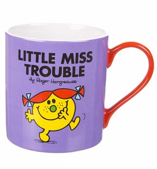 Boxed Little Miss Trouble Mug