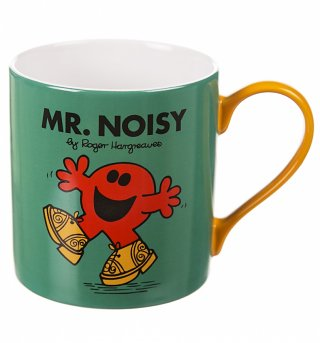Boxed Mr Noisy Mug