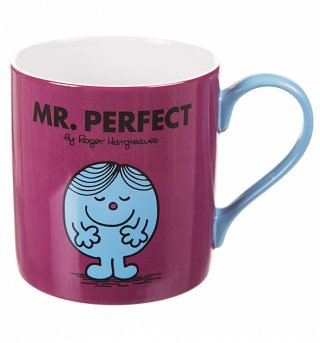 Boxed Mr Perfect Mug