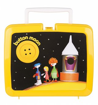 Button Moon Lunchbox
