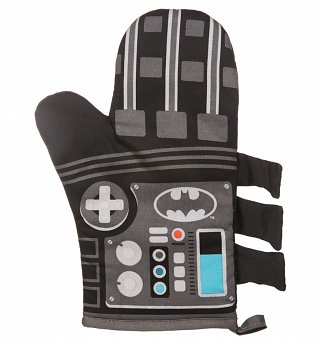 DC Comics Batman Oven Mitt